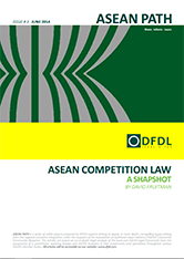 ASEAN Path #3 ASEAN Competition Law