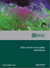 Indonesia – Tax Pocket Guide 2018 Edition