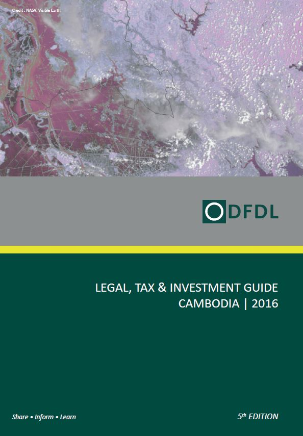 Investment Guide Cambodia : Natural Resources and the Environment (Part III)
