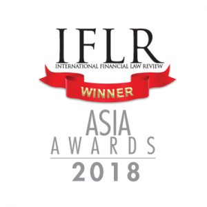 DFDL wins IFLR Asia Awards 2018