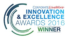 DFDL wins Corporate Livewire 2016 Innovation and Excellence Award