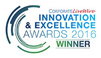 DFDL winner of the Corporate Livewire 2016 Innovation and Excellence Awards