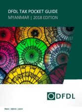 Myanmar – Tax Pocket Guide 2018 Edition