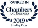 DFDL Awarded Chambers and Partners 2019 Leading Firm Award