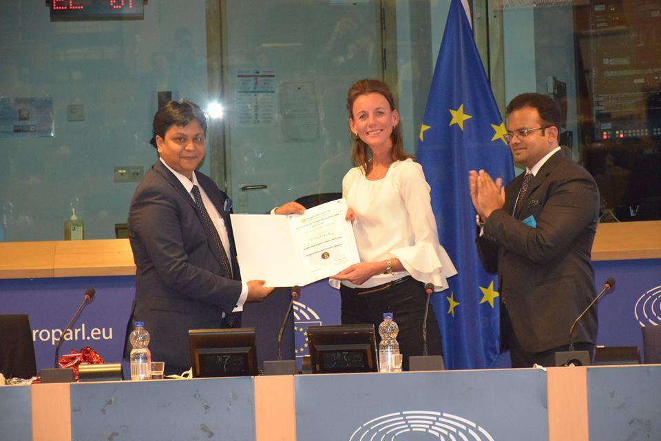 Nishant Choudhary Ranked Among Top 40 EU India Young Business