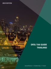 Thailand – Tax Guide 2019 Edition