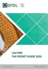 Lao PDR – Tax Guide 2020 Edition