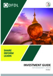 Myanmar Investment Guide – Publication 2020
