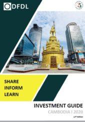 Cambodia Investment Guide 2020