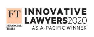 DFDL Financial Times' Most Innovative Law Firm in Managing Client Relationships Award 2020