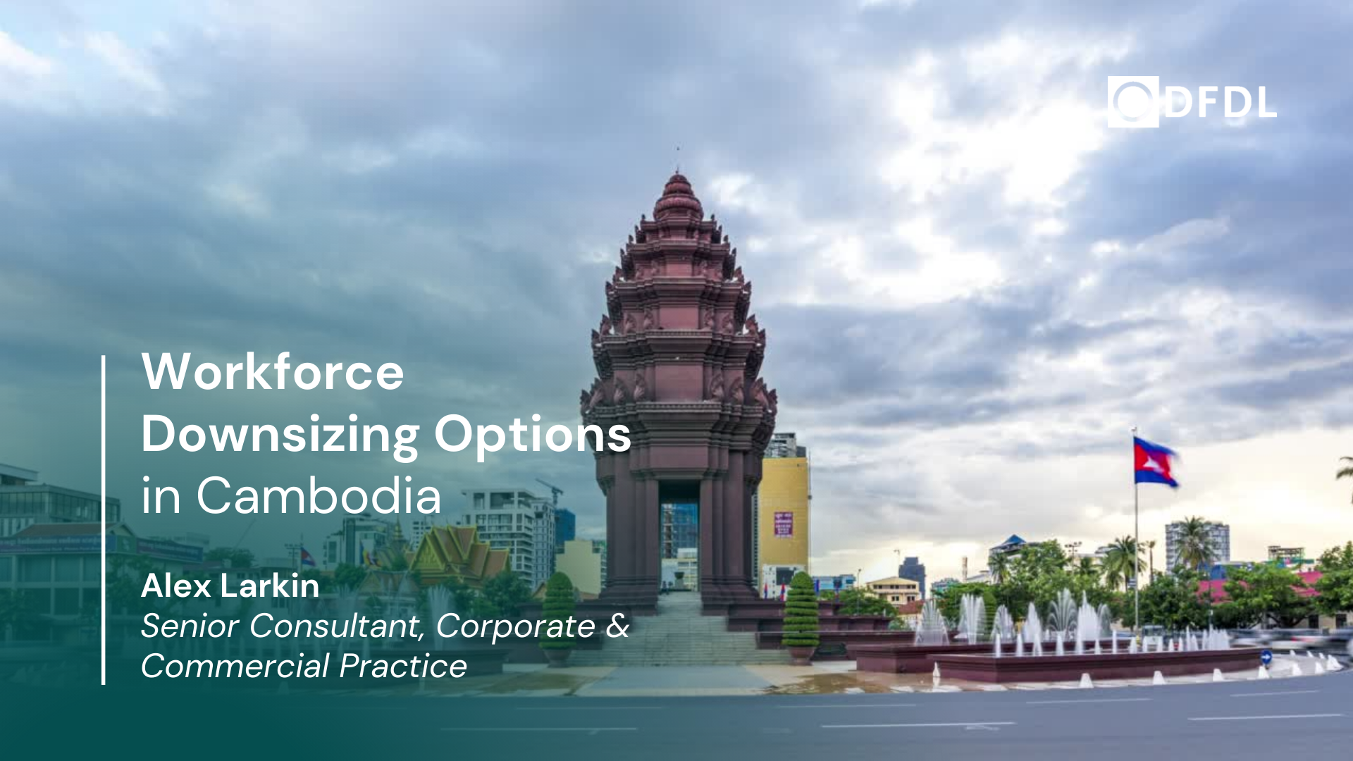 Workforce Downsizing Options in Cambodia