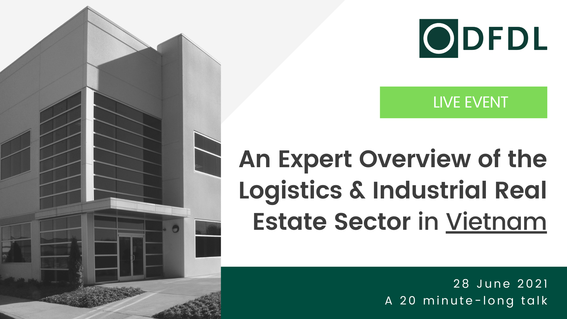 An Expert Overview of the Logistics & Industrial Real Estate Sector in Vietnam